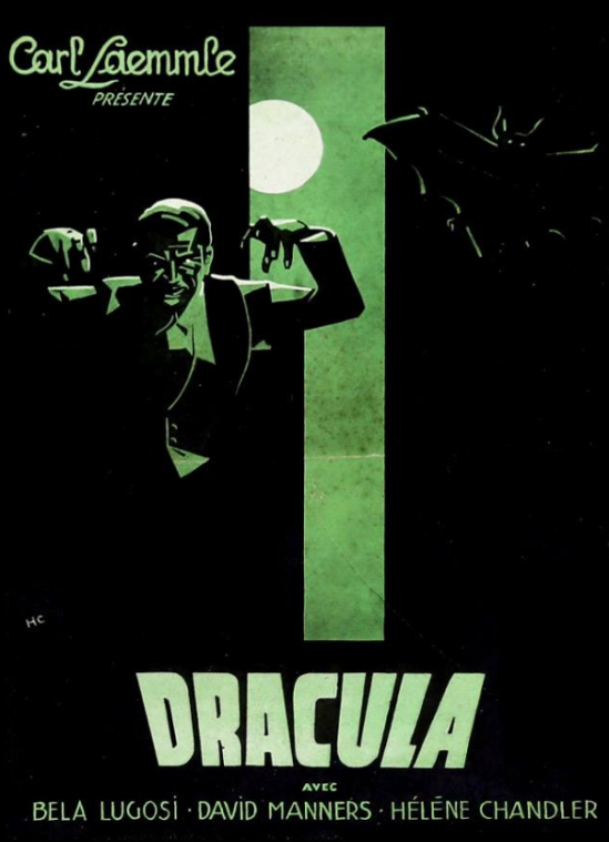 Dracula French Pressbook
