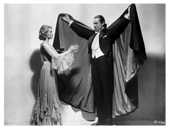 Dracula - Helen Chandler and Bela Lugosi - Paul Seiler Collection 4