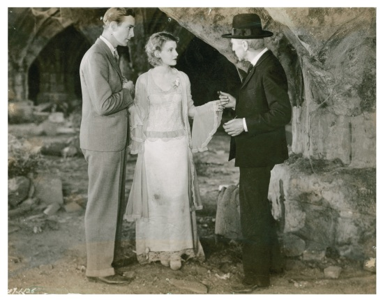 Dracula - David Manners, Helen Chandler and Edward Van Sloan