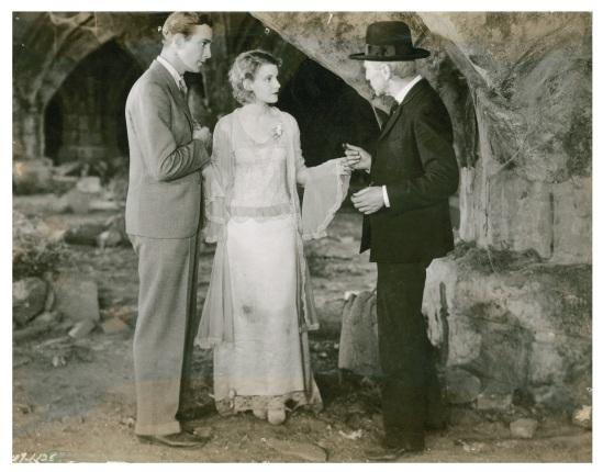 Dracula - David Manners, Helen Chandler and Edward Van Sloan