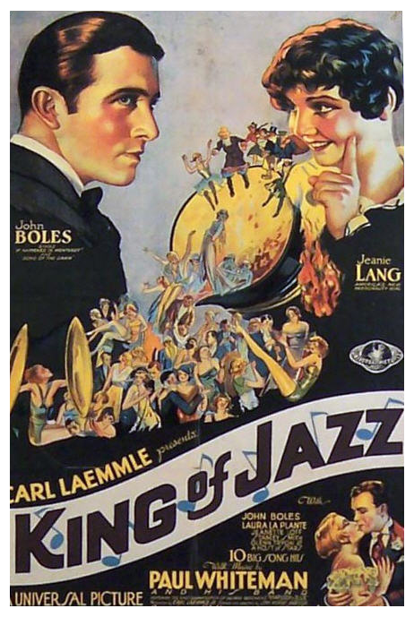 King of Jazz One Sheet
