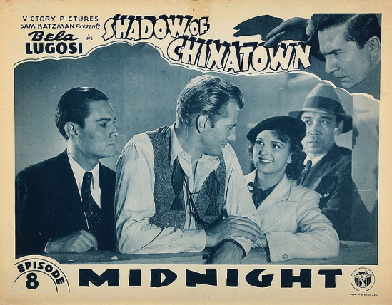 Shadows of Chinatown Lobby Card 3