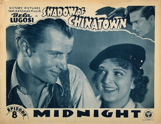 Shadows of Chinatown Lobby Card 4