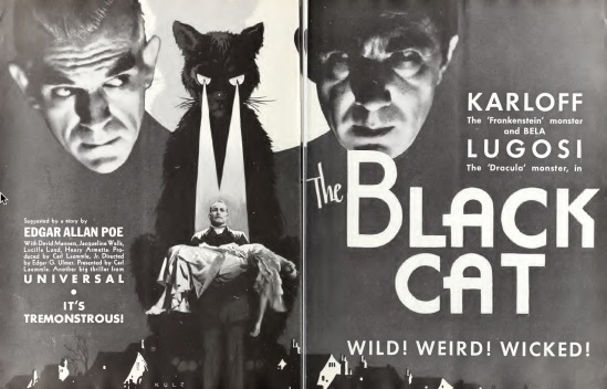 The Black Cat, Universal Weekly February 17, 1934 2