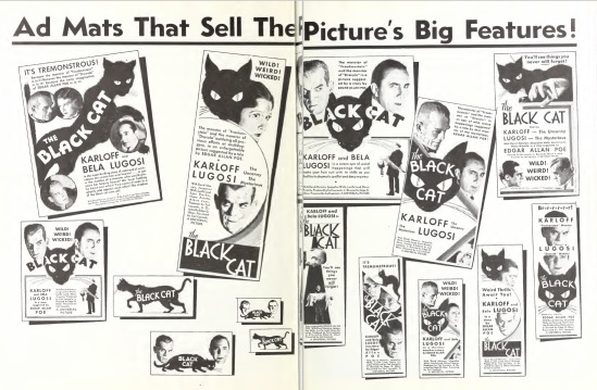 The Black Cat, Universal Weekly February 17, 1934 4