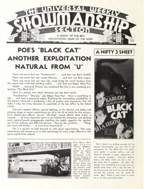 The Black Cat, Universal Weekly February 17, 1934 6