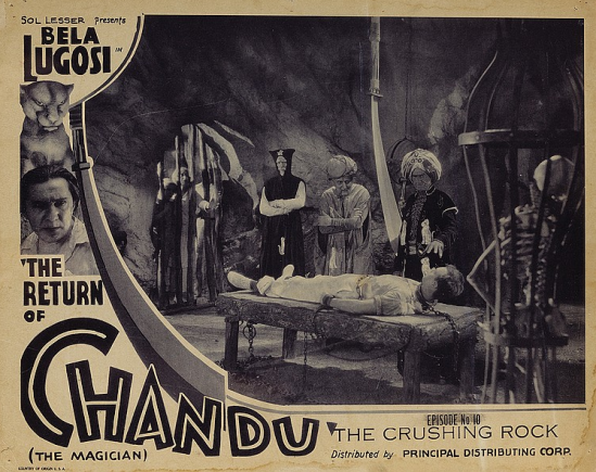The Return of Chandu Episode 10 Lobby Card 2
