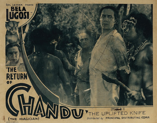 The Return of Chandu Episode 11 Lobby Card 2