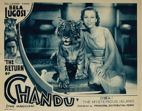 The Return of Chandu Episode 7 Lobby Card 2