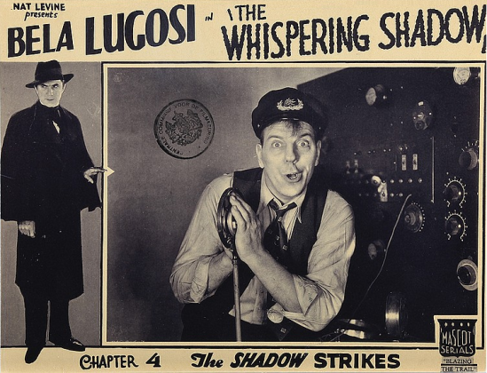 The Whispering Shadow Lobby Card Chapter 4