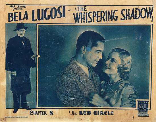 The Whispering Shadow Lobby Card Chapter 8 - 2
