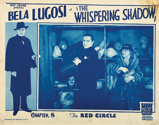 The Whispering Shadow Lobby Card Chapter 8
