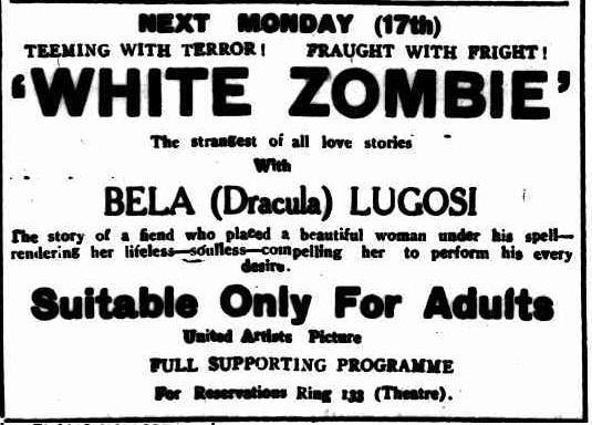White Zombie 1