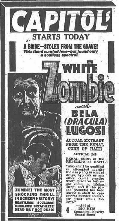 White Zombie 4