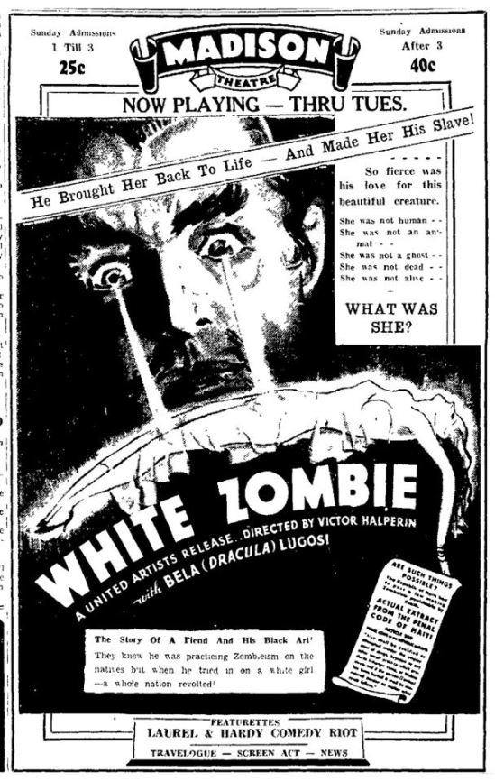 White Zombie 5