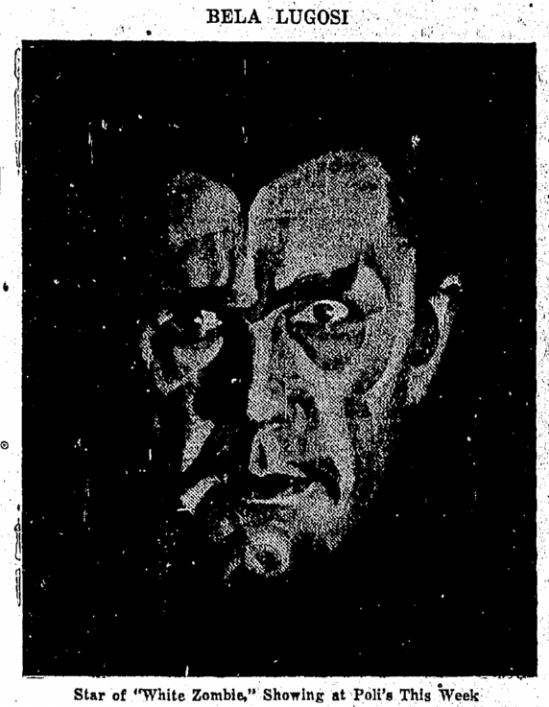 White Zombie, Springfield Republican, August 28, 1932 2