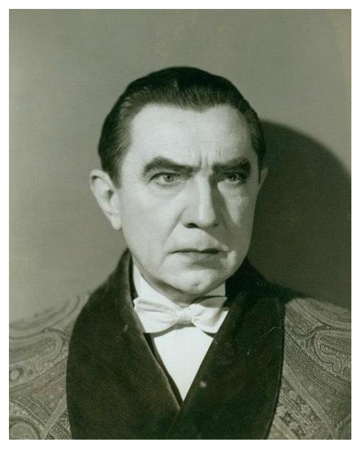 Bela Lugosi in Abbott and Costello Meet Frankenstein