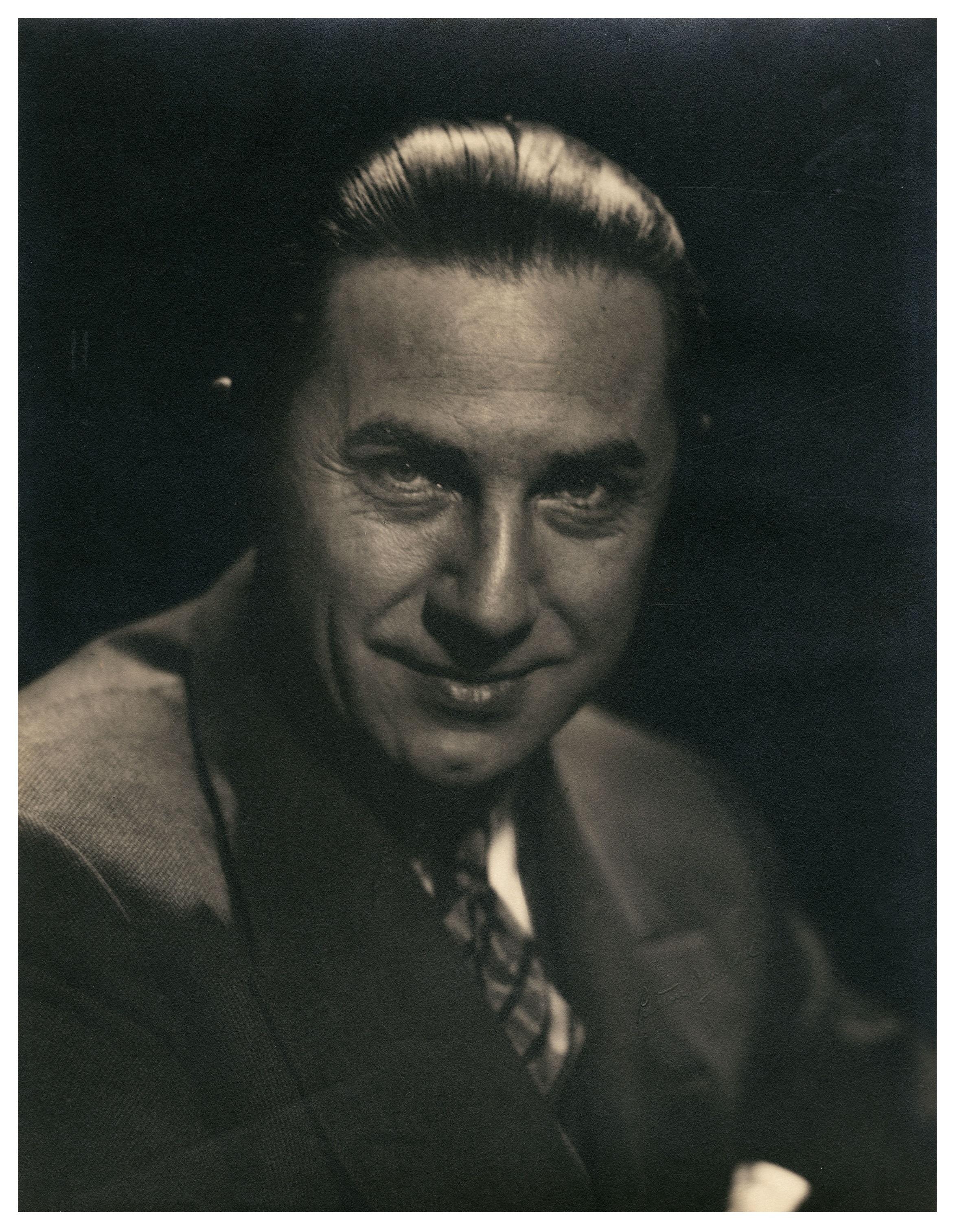 Bela Lugosi Photographed By