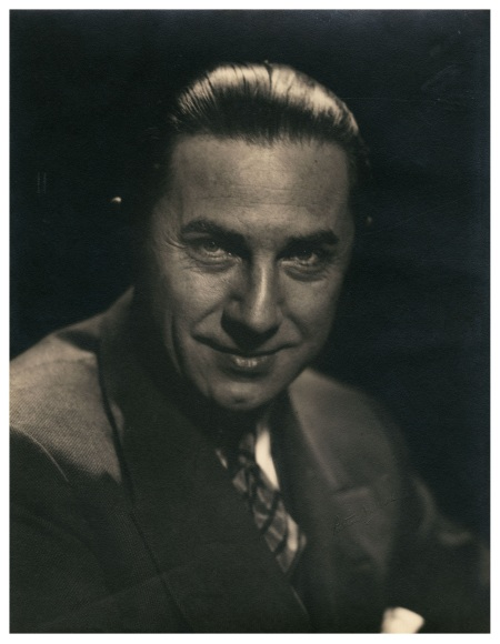 Bela Lugosi photographed by Preston Duncan in the 1930s