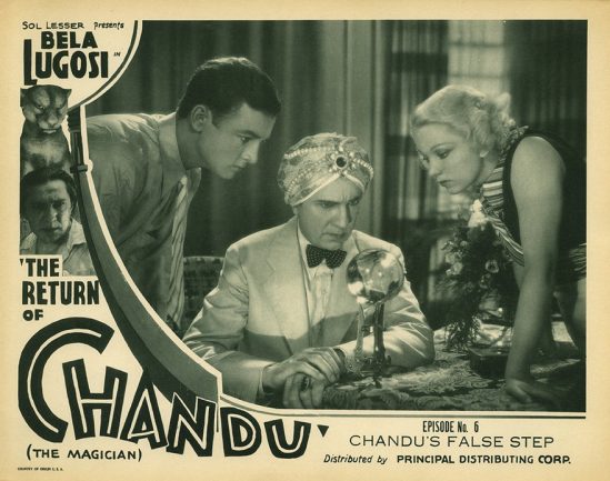 The Return of Chandu Episode 6 Lobby Card