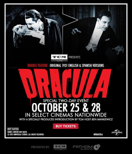 Dracula Double Bill 1