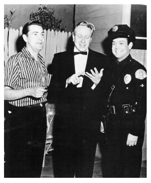 Ed wood, Criswell and Paul Marco