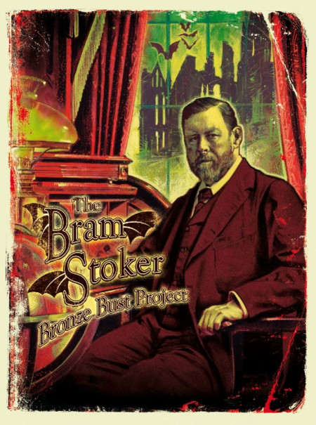 The Bram Stoker Bronze Bust Project