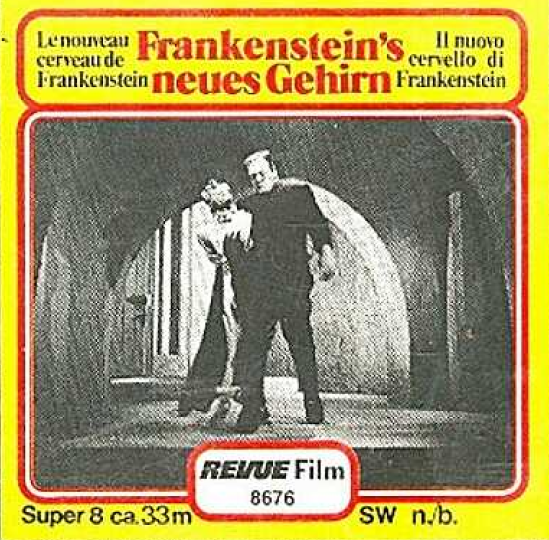 Ghost of Frankenstein German