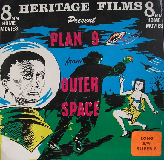 Plan 9 From Outer Space 8mm