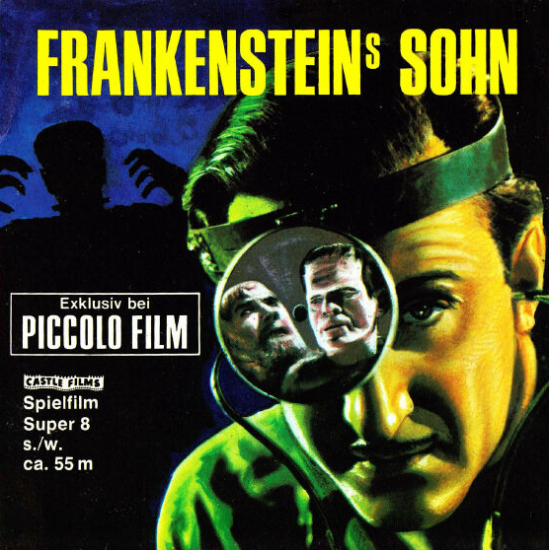 Son of Frankenstein German