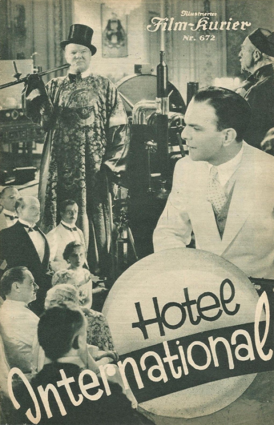 International Hotel, German Cinema Programme