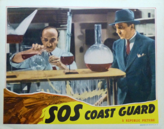 SOS Coast Guard Feature Version Lobby Card