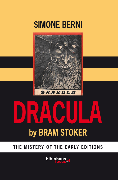 Dracula, The Mystery of the Early Editions