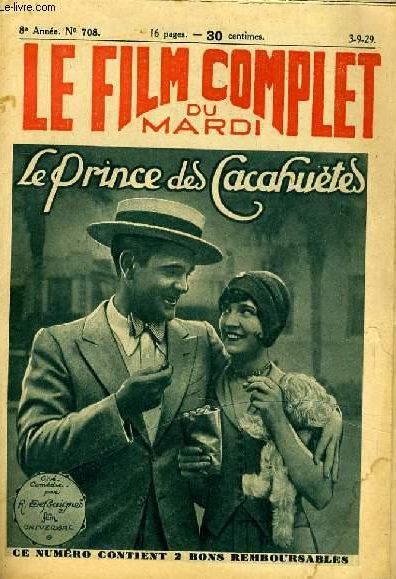 How to Handle Women - King of Knuts, Le Film Complet Du Mardi, September 3, 1929
