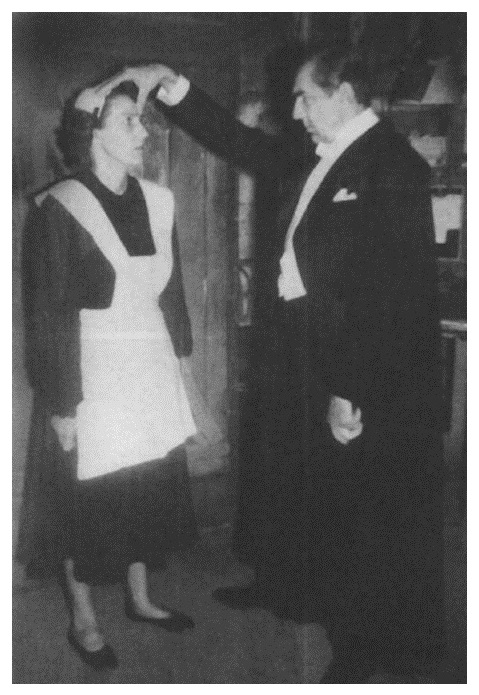 Lillian and Bela Lugosi
