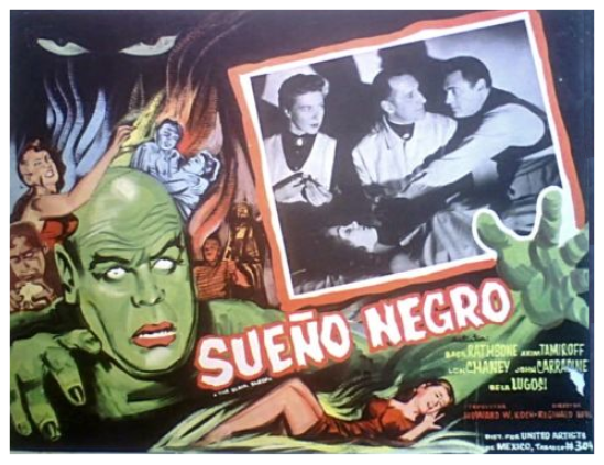 The Black Sleep Mexican Lobby Card 3