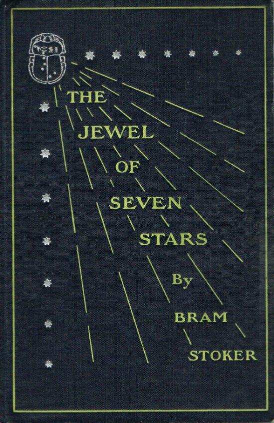 The Jewel of Seven Stars American 1st Edition, 1904