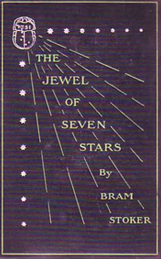 The Jewel of Seven Stars first edition
