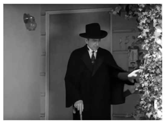 Bela Lugosi in Plan 9 From Outer Space 2