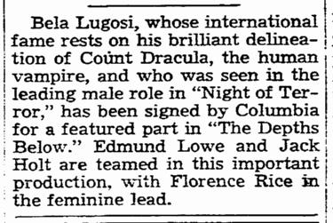 Best Man Wins, Trenton Evening Times, January 20, 1935