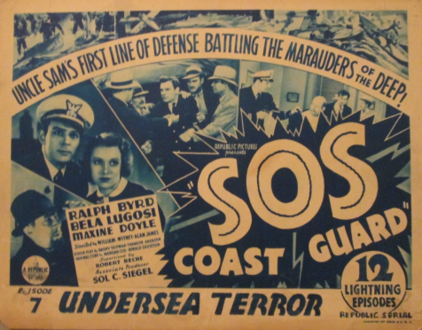 SOS Coast Guard Lobby Card Episode 7