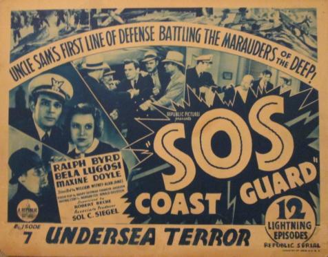 SOS Coast Guard Lobby Card Episode 7