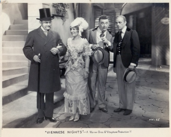 Vennese Nights Lobby Card 3