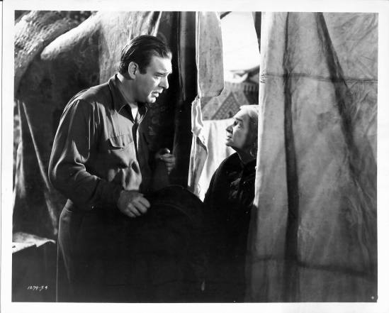 The Wolf Man 1 Lon Chaney and Maria Ouspenskaya