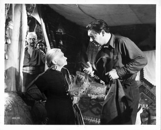 The Wolf Man 2 Lon Chaney and Maria Ouspenskaya