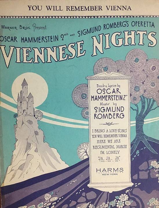 Viennese Nights Sheet Music 2
